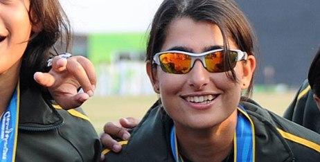 Sana Mir-Captain, Women Cricket Team From Pakistan