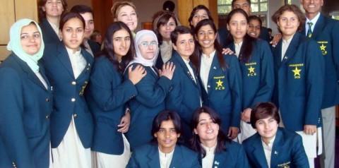 Women Cricketers From pakistan