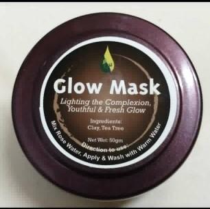 Glow Mask by SeenMeem