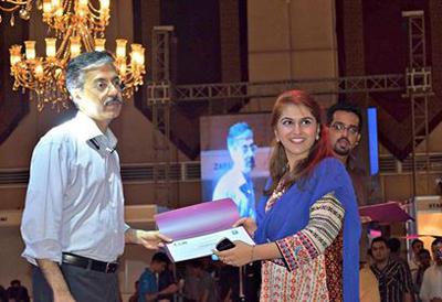 Asra Jamshed - Getting Acknowledged