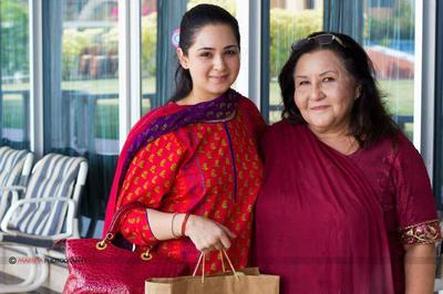 Rekha and Pooja Achria-Owners of Pooja's