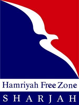 Hamriyah Free Zone Logo