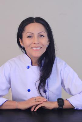 Katherine Perez from Peru