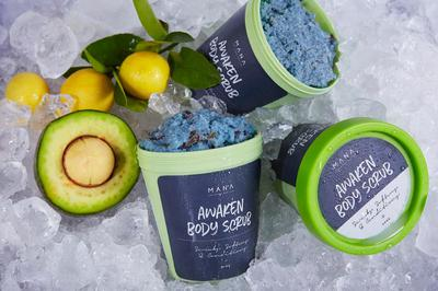 Natural Body Scrubs by MANA
