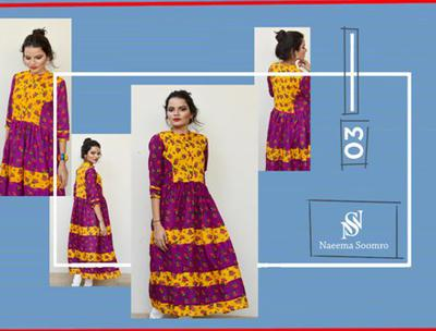 Naeema Soomro Clothing