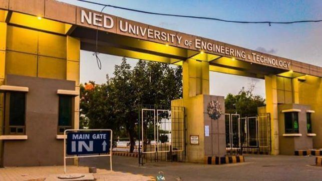 ned-university-pakistan