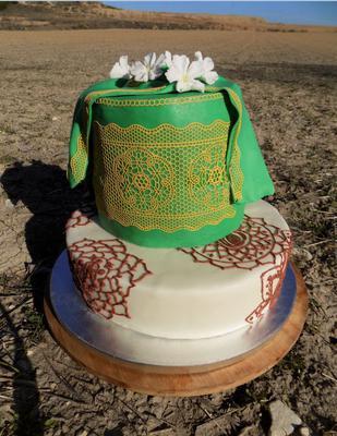 Pakistani Bride Dress by Pablo Janez