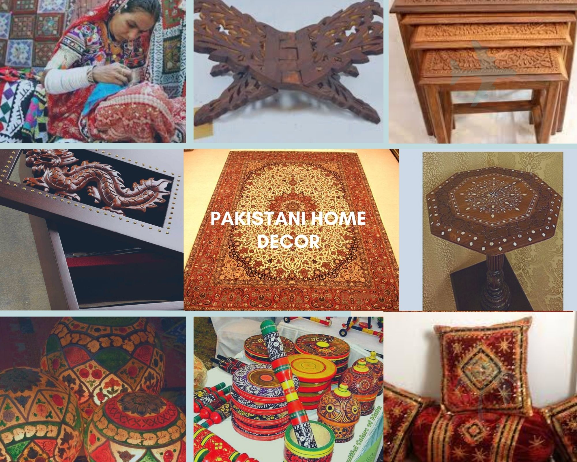 Pakistani Home Decor
