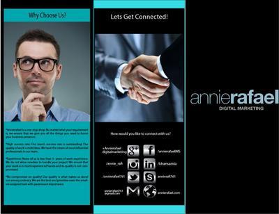 Brochure- Annie Rafael
