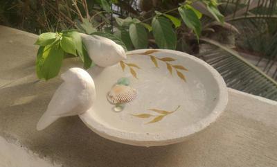 Bird Bath  by FunparaZ