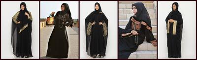 Abaya Designs by ALFIYAH