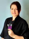 Auriela Czarnecka-Owner of Aurelia's Cakes