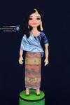 Pakistani Bride by Katherine Perez from Peru
