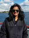 Sharon Siriwardena from Siri Lanka