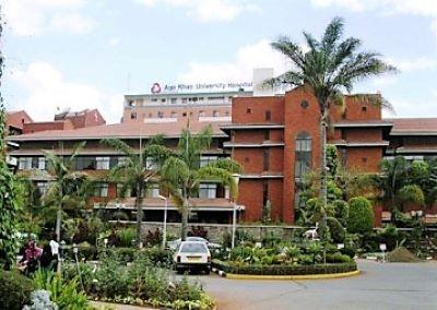 Agha Khan University and Hospital