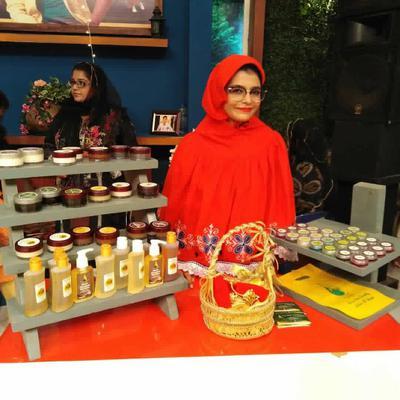 Sakina Mansoor-Owner of SeenMeem