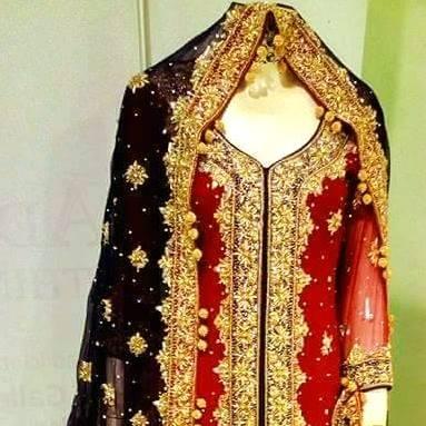 Pakistani Bridal Wear by Fashionz Feel