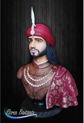 Pakistani Bridegroom, Tariq by Floren Bastante from Spain