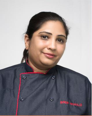 Seema Bagaria from India