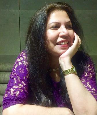 Seema Tyagi from India