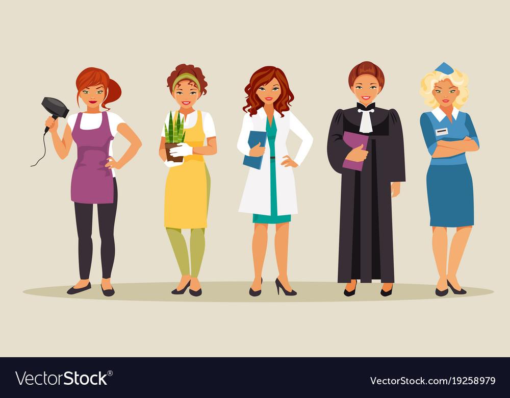 Women Professionals of Pakistan